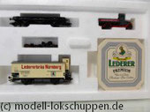 "Märklin 48792 DRG G-Wagen Set Biertransport Ep.2 ""Lederbräu Nürnberg"""