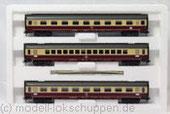 """Schnellzugwagen-Satz """"IC Südwind"""", 1. Klasse./ Märklin 42993"""
