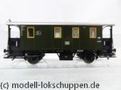 Märklin 43030 Nebenbahn Post- Gepäckwagen der DB H0