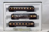 """Schnellzugwagen-Satz.(zum Triebzug 37605 - """"Trans Europ Express"""") Märklin 43115"""