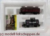 Trix 24065 Wagen-Set zur Zuckerfabrik OVP