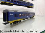 Märklin 42643 Wagenset - 3 Schnellzugwagen, NS, Ep. 5