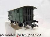 Märklin 48852 Heizwagen Typ H der K.W.St.E. Epoche I