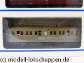Märklin 4214 Sitzwagen C4 der K:W:St.E. 4 Klasse