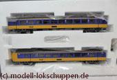 Märklin H0 37421 Triebzug ELA4 Koploper NS mfx Digital Sound OVP