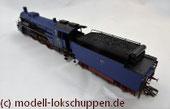 Schnellzuglokomotive Serie IVh der Gr.Bad.Sts.E. / Märklin 39021 MHI