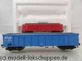 Märklin 47197 Set 2 Hochbordwagen Typ Eanos NS Cargo