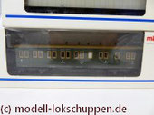 Märklin 4210 Schnellzug Plattformwagen K.W.St.E. 2. und 3. Klasse
