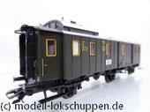 TRIX 23326 DRG II  Pw3Ü bay Schnellzug  Gepäckwagen (3-achsig)