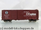 Märklin 45651  Set- 3 Typ XM der Atchison, Topeka & Santa Fe Railway (ATSF)
