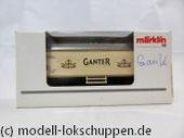 Märklin 44179 Bierkühlwagen Ganter Bier