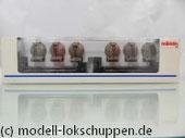 Märklin 48942 Behältertragwagen Doppeleinheit MHI Sondermodell 2000