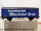 Märklin 46202 - Kühlwagen Kulmbacher, H0