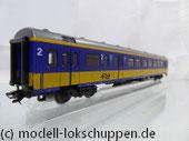 Märklin 42644,  42645, 42646 Set Inter-City Schnellzugwagen der NS