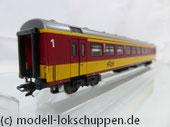 Märklin 42637 43647 42657 Set Inter-City  Schnellzugwagen der NS