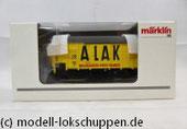 Ged. Güterwagen ALAK Spangenberg-Werke DB / Insider Märklin 48160