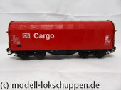 Märklin 47200 Transportwagen für Walzstahl-Coils Shimmns 718 der Deutschen Bahn AG (DB AG)