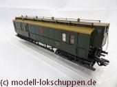 Märklin 4229 Schnellzug-Postwagen der Königlich Württembergischen Post