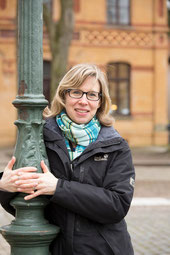 Kommunikationsmanagerin Margaret Hallay (Foto: Sibylle Pietrek)