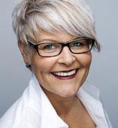 Geschäftsführerin Silke Riegelmeier