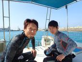 石垣島でリフレッシュダイブ