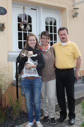 Ambra wohnt jetzt in            Bad Neuenahr-Ahrweiler