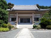 茨木大念寺 本堂