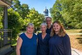 v.l.:  Frau Ricken, Frau Derkum, Frau Siegle