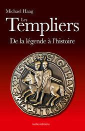 Couverture Les Templiers de Michael HAAG