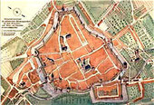 Karte vom historischen Aschersleben