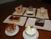 Hausgemachte Kuchen & Dessert