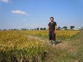米作り 地元農家 高橋さん とともに