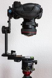 Sinnvolle Ausrüstung für die Panorama-Fotografie