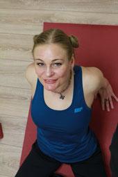 Iris Beckerle, Svanga Yoga&Dance