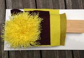 Tapis, tissu, bois naturel, faïence, Matériaux et couleurs