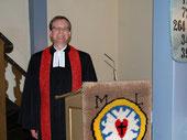 Pfarrer Rainer Koch aus Schwebda