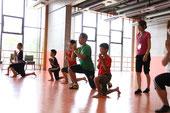 スポーツバランス 保護者向けセミナー 愛知ジュニアスポーツ大会