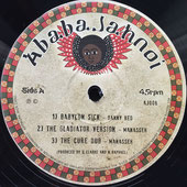 "DANNY RED, MANASSEH, CONSCIOUS SOUNDS, CHAZBO Babylon Sick / Jah Is Here (12"") Ababajahnoi"