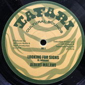 "ALBERT MALAWI, BRIGADIER JERRY  Looking For Sign / Conscious Time (Tafari 12"")"