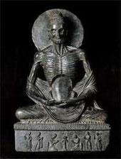 釈迦苦行像