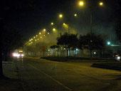 Position de combat dans la rue