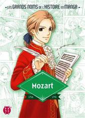 Nobi nobi, 2020, 160 p. (Les grands noms de l'Histoire en manga)