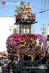 遠州横須賀, 三熊野神社大祭, 山車, 祢里, 静岡県掛川市