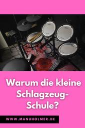Die kleine Schlagzeug-Schule Buchempfehlung