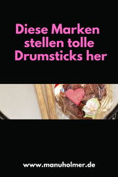Marken Drumsticks Hersteller