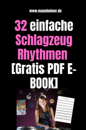 Gratis E-Book Schlagzeug lernen Rhythmen PDF
