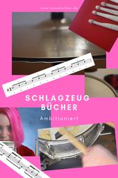 Schlagzeug Bücher Empfehlungen