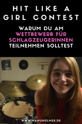 Hit Like A Girl Contest Schlagzeugerinnen