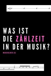 Musik Zählzeit
