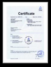 höchste Solarmodul Qualität vom deutschen TÜV Zertifiziert